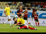 Vardar -2 Fenerbahçe -0 (özet)