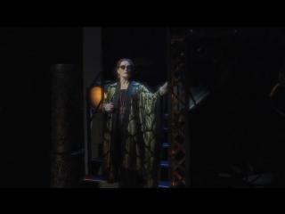 Glenn Close in musical Sunset Boulevard