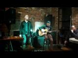Megalomania Acoustic  Paranoid (Black Sabbath acoustic cover)