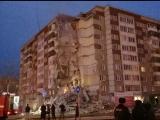 Взрыв подъезда попал на камеры - vk.com/izhevsk118