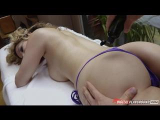 Aruba Jasmine порно звезда и эротический массаж [ шикарная сочная жопа большие натуральные сиськи в масле смазал анал секс киска