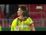 Рубин 0:2 ЦСКА  РФПЛ   29 тур   ОБЗОР МАТЧА   17.05.2017   HD