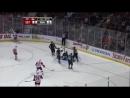 Лучшие сейвы вратарей НХЛ.