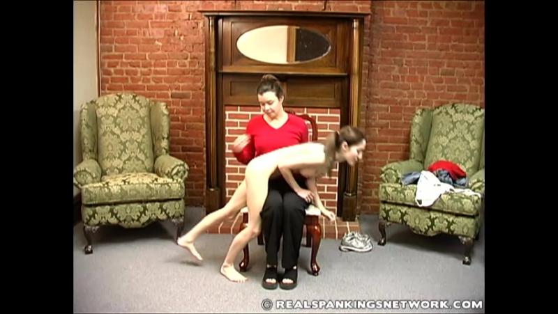 Punishment Profiles: Misty - Spanking Hand - otk-spankings