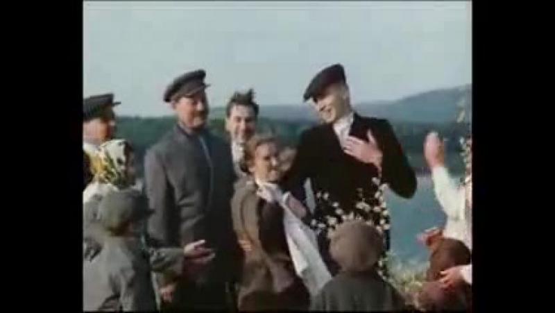 песня Рябина, рябинушка, да рябина кудрявая... из фильма Ненаглядный мой 1983 года
