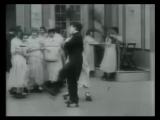 history The Rink (1916) - Charles Chaplin