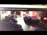 Редкий мотоцикл Kawasaki Ninja H2 Carbon украли в Лондоне