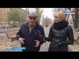 Сквер на улице Рахова получил вторую жизнь