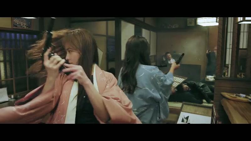 Охота на человека/追捕, 2017_Teaser Trailer国际先行预告片; vk.com/cinemaiview