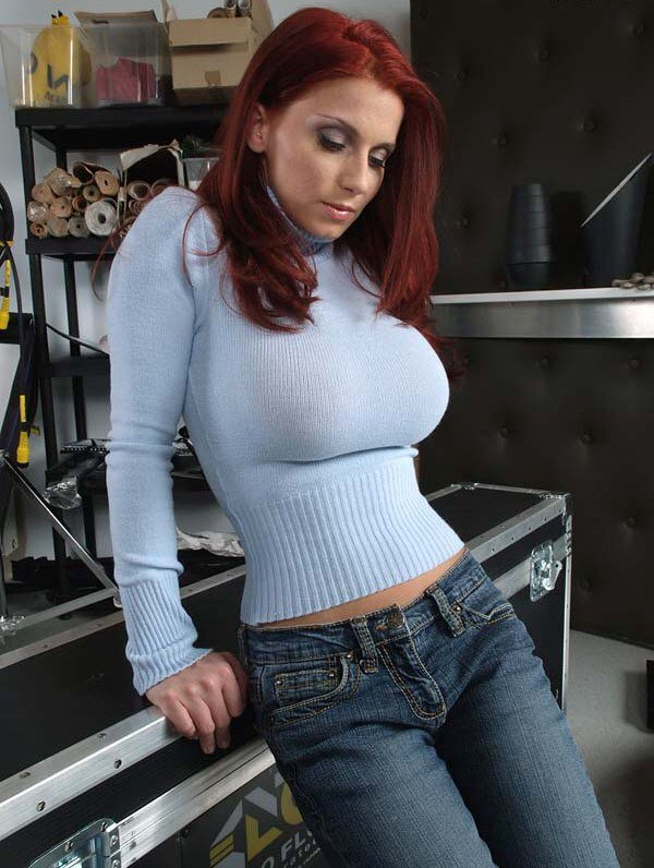 Hot redhead russian mom and guy