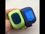 Умные часы для детей. Детские часы- телефон с GPS трекером. Есть цвета для девочек и для мальчиков.