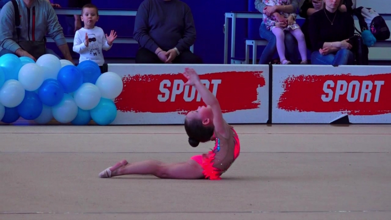 Баранова Ева 2012 bp sk aura strelna turnir triumf 15 04 2017
