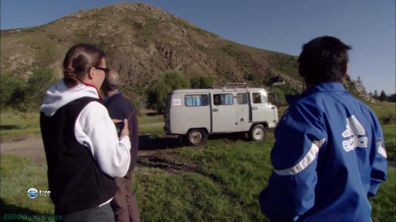 «Вокруг света на воздушном шаре: Монголия» (Документальный, путешествие, 2012)