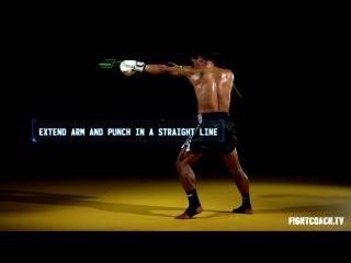 Джеб.Биомеханика и техника ударов.Тайский бокс//STRONG DIVISION