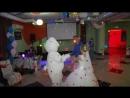 Бумажное Шоу с Гигантским Кроликом на Свадьбу,Юбилей,Новогодний Корпоратив!
