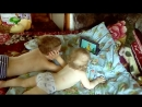 Катюшка 1 год 2 месяца и Гриша 7 лет обожают Кукутиков