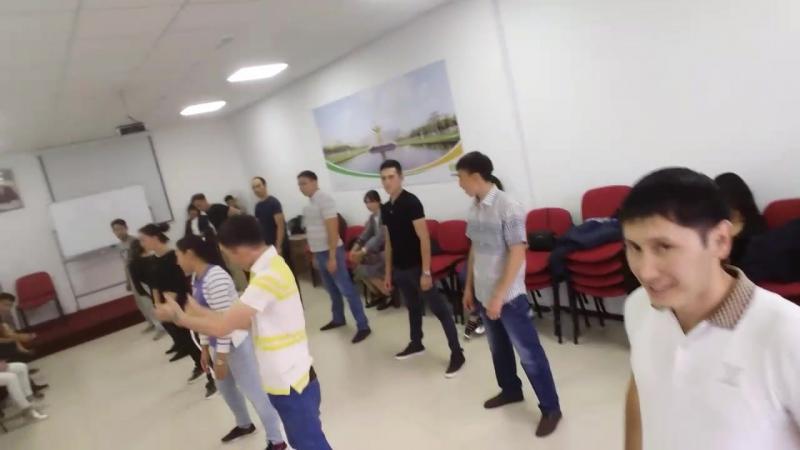 21 сентября 2017 г.репетиция. офис Астана
