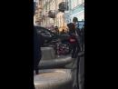 Уличные музыканты Питер;)