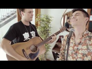 Кавер на песню Feel It Still (Portugal. The Man) в исполнении Sam Tsui & Jason Pitts
