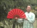 Обучение комплексу кунг-фу с веером на китайском языке. Первый ролик.