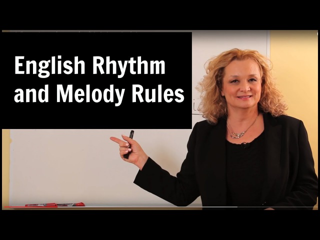 How to Sound Like a Native Speaker with Correct English Rhythm and Word Stress | Accurate English