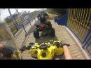 BikeLife Quad ATV Suzuki Z400 LT-Z400 | wakacyjny mix | holiday summer | jazda quadami GoPro 3 HD
