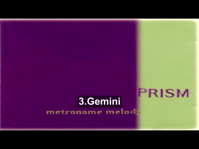 Susumu Yokota aka Prism Metronome Melody full album 1995