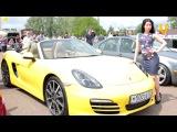 Новости. В Салавате прошел фестиваль по автозвуку и тюнингу.
