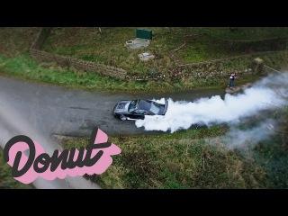 Burnout Compilation: How Not To Donut Challenge Winner! | Donut Media