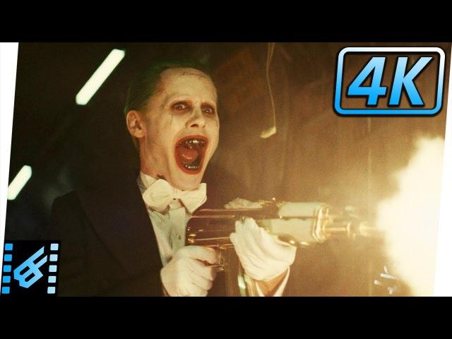 Harley Quinn Joker Helicopter Scene | Suicide Squad (2016) Movie Clip