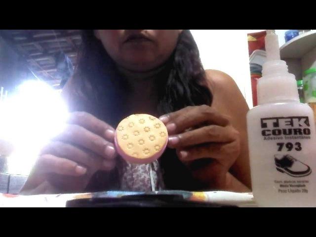 Como fazer biscoitos de Eva
