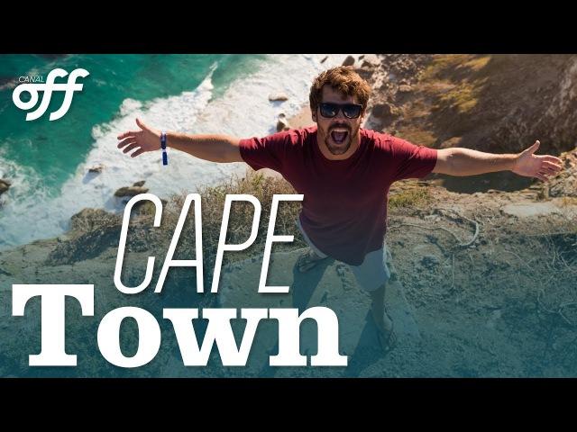 Kite em Cape Town com Reno Romeu e JD Edde | Kite Extremo | Canal Off