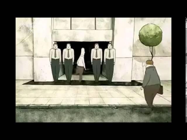 Most depressing human life Animation
