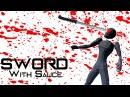 СЕКРЕТНЫЕ ЗАДАНИЯ СЕКРЕТНОГО АГЕНТА-НИНДЗЯ! СИМУЛЯТОР НИНДЗЯ! Игра Sword With Sauce!