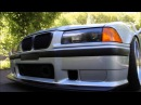 Classy E36 on 3pc BBS RC - Camber.