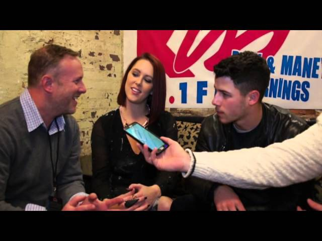 Drex and Maney Interview Nick Jonas
