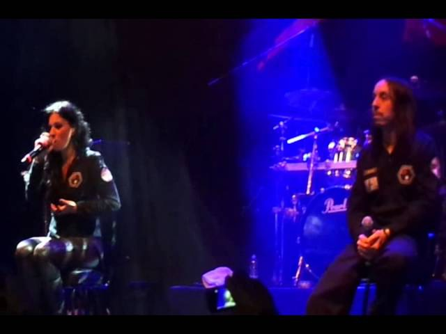Lacuna Coil - Live In Mexico City - 09-03-2013 Full Concert