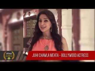 Juhi Chawla Mehta - Bollywood Actress | International Film Festival & Awards Of Australia (IFFAA)