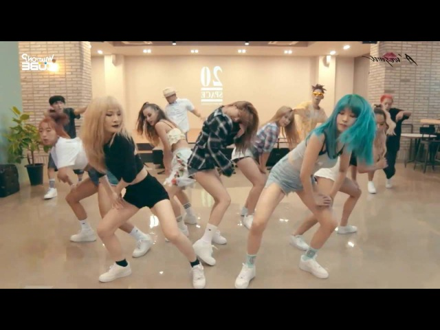 HyunA 'How's This?' mirrored Dance Practice
