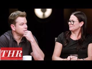 THR Full Oscar Producers Roundtable: Matt Damon, Darren Aronofsky & More
