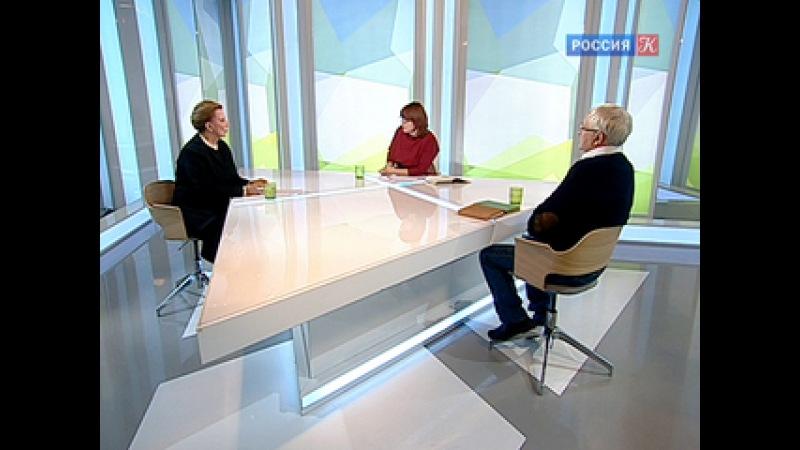 Наблюдатель. Алла Демидова и Борис Любимов. Эфир от 22.10.2015