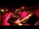 Blake Aaron and Najee perform Encantadora Live at Spaghettinis