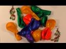 АСМР ASMR Воздушные шарики, шепот, звуки камушков