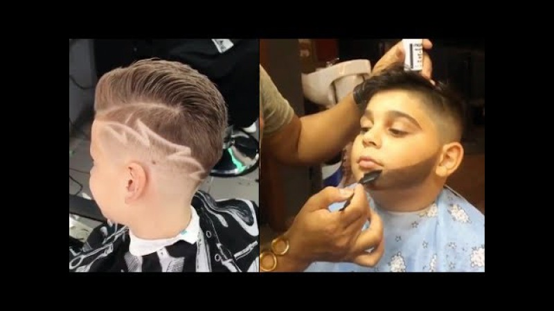 Amazing Kids Boys Haircut ★ Best Barbers Compilation
