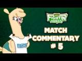 Match Commentary # 5 - Them's Fightin' Herds Beta