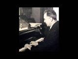 Bruno Walter plays Mozart Piano Concerto #20, KV 466