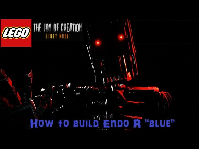 Lego TJOC-Story Mode How to build Endo R