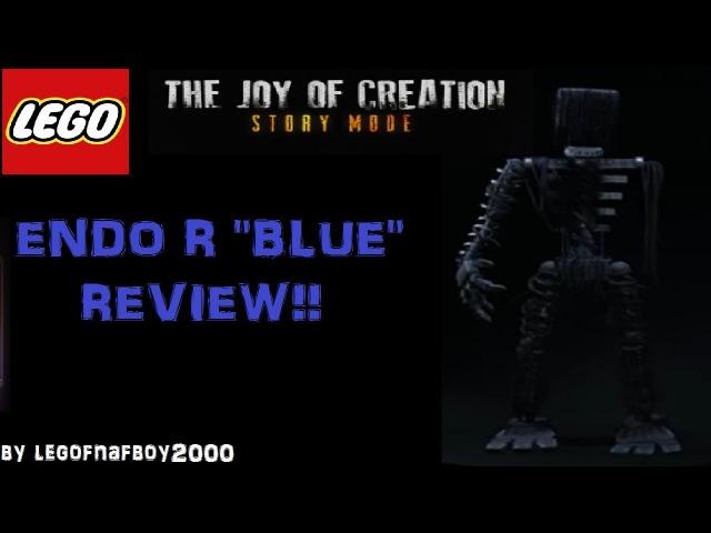 Lego TJOC-Story Mode Endo R