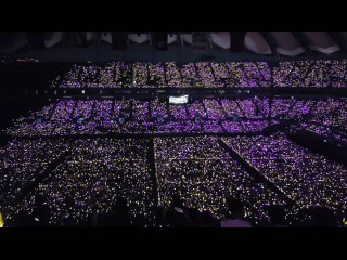 빅뱅10주년콘서트(Bigbang 10th anniversary Concert)_LED Lights by V.I.P.(BGM.맨정신(Sober))