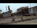 GTA 5 Trevor's place, Sandy Shores in real life on the Salton Sea